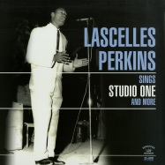 SINGS STUDIO ONE AND MORE (LP)
