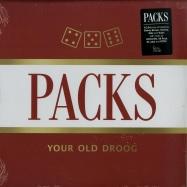 Front View : Your Old Droog - PACKS (LP) - Fat Beats / fb5181lp
