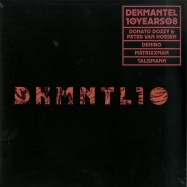 Front View : Various Artists - DEKMANTEL 10 YEARS 08 - Dekmantel / DKMNTL- 10YEARS08