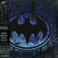 Front View : Danny Elfman - BATMAN RETURNS O.S.T. (LTD 180G 2X12 LP) - Mondo / mond100