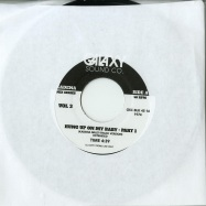 Front View : KADENA aka Todd Osborn - HUNG UP ON MY BABY (7 INCH) - Galaxy Sound Co. / GSC45016