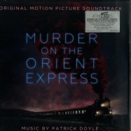 Front View : Patrick Doyle - MURDER ON THE ORIENT EXPRESS O.S.T. (LTD BLUE 180G 2X12 LP) - Music on Vinyl / MOVATM182