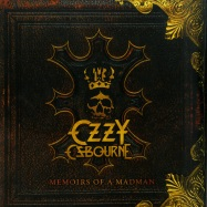 Front View : Ozzy Osbourne - MEMOIRS OF A MADMAN (2X12 LP) - Sony Music / 88875015611