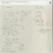 Front View : Oren Ambarchi / Konrad Sprenger / Phillip Sollmann - PANAMA / SUEZ - A-TON / A-Ton EP 01