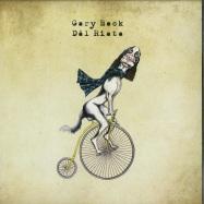 Front View : Gary Beck - DAL RIATA LP (2X12) - Bek Audio / BEKLP01