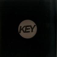 Front View : Echelon - KEY (VINYL ONLY) - Key Vinyl / KEY010