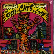 Front View : Various Artists - THE SHAPE OF CATS TO COME - Pussyfoot / EPO48