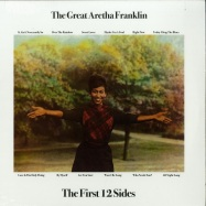 Front View : Aretha Franklin - THE FIRST 12 SIDES (LP) - Wax Love / WLV82003