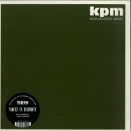 Front View : Keith Mansfield / John Cameron - VOICES IN HARMONY (THE KPM REISSUE)(LP,180G VINYL) - Be With Records / BEWITH041LP