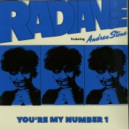 Front View : Radiace feat. Andrea Stone - YOURE MY NUMBER 1 - Best Record Italy / BST-X049