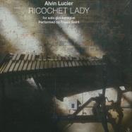 Front View : Alvin Lucier - Ricochet Lady (CD) - Black Truffle / Black Truffle 045