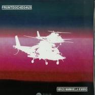 Front View : Front De Cadeaux - FABRIZIO MAMMARELLA REWORKS EP - Slow Motion / SLOMO041