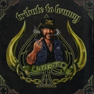 Front View : Various - TRIBUTE TO LEMMY (LTD YELLOW LP) - Metal Bastard Enterprises / MB 109