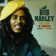Front View : Bob Marley - THE KING OF JAMAICA (LP) - Wagram / 05175331