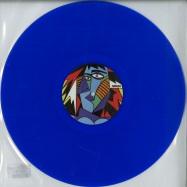 Front View : Unknown Artist - QNQNALTFEL0013846 (BLUE / 180G / VINYL ONLY) - QNQN / ALTFEL0013846C