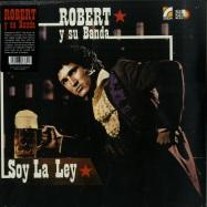 Front View : Robert Y Su Banda - SOY LA LEY (LP) - Vampisoul / VAMPI 190 / 00133783
