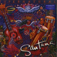 Front View : Santana - SUPERNATURAL (2LP + MP3) - Arista / 19075890001