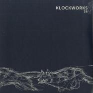 Front View : Stef Mendesidis - KLOCKWORKS 26 - Klockworks / KW26