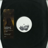 Front View : 100HZ - TUNDRA EP (STAMPED AND SLEEVED WHITELABEL) - Dawn State / DS002