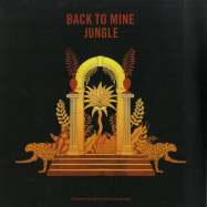 Front View : Jungle Present... - BACK TO MINE (2 LP, 180G VINYL) - Back To Mine / BACKLP30