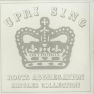 Front View : Various Artists - ROOTS AGGREGATION (LP) - Deeper Knowledge / DKR252LP