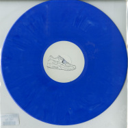 Front View : Deep Dimension & DYEN - GENX005LTD2 (BLUE MARBLED 10 INCH) - Gen X / GENX005LTD2