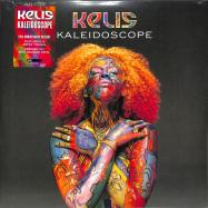 Front View : Kelis - KALEIDOSCOPE (ORANGE 180G 2LP + MP3) - Virgin / 0873941