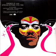 Front View : Oneness Of Juju - AFRICAN RHYTHMS 1970-1982 (REMASTERED 3LP) - Strut / STRUT233LP / 05197551