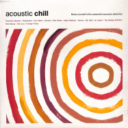 Front View : Various Artists - ACOUSTIC CHILL (LP) - Wagram / 3377716 / 05198421
