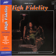 Front View : Various Artists - HIGH FIDELITY O.S.T. (180G LP) - Mondo / MOND163