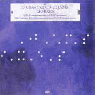 Front View : Darkstar - CIVIC JAMS REMIXES (LTD. 12 INCH+MP3) - Warp Records / WAP444