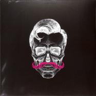 Front View : Captain Mustache - TOURBILLON NOCTURNE (2X12 PINK VINYL) - Science Cult / SCV03