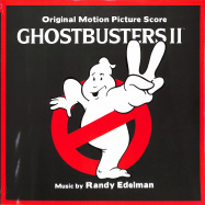 Front View : Randy Edelman - GHOSTBUSTERS II/OST SCORE (LP) - Sony Classical / 19439837011