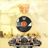 Front View : Redeyes - OH PLEASE / BROTHERS - Future Retro / retro011
