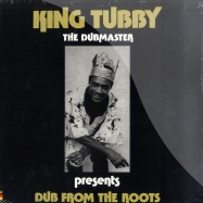 Front View : King Tubby - DUB FROM THE ROOTS (LP) - Jamaican Recordings / JRLP036 (948591)
