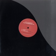 Front View : Little Nobody - THE CONDIMENTAL OP (IF? LTD nr2) - If? Records Tokyo / IFLTD002