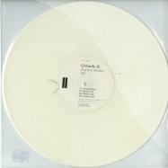Front View : Orlando B. - FUTURE RESIST EP (WHITE VINYL) - Yore Records Ltd  / yore004ltd