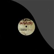 Front View : Kromestar / Genetix - STRAIGHT ERROR / JUST IN CASE - Dubstep Onslaught / onslt001