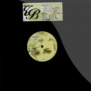 Front View : Alec Tricker - SUPERTRIPE EP (RENE BOURGEOIS RMX) - Kill A Beat / KB024
