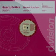 Front View : Harlem Hustlers feat. Linda Lee Hopkins - ALL ABOUT THE PAPER - D:Vision / dv668