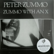 Front View : Peter Zummo - ZUMMO WITH AN X (LP) - Optimo Music / OM Zummo 01