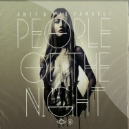 PEOPLE OF THE NIGHT (CD)