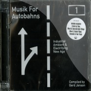 Front View : Gerd Janson Presents - MUSIK FOR AUTOBAHNS (CD) - Rush Hour / RH125CD