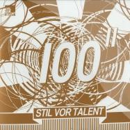 Front View : Various Artists - STIL VOR TALENT 100 PART 2 - Stil Vor Talent / SVT104
