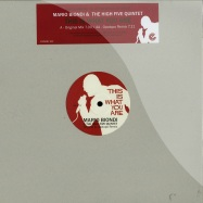 Front View : Mario Biondi - THIS IS WHAT YOU ARE - Expansion Records / expand102