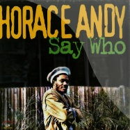 SAY WHO (LP)