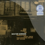 Front View : Dexter Gordon - ONE FLIGHT UP - Heavenly Sweetness / HS103VL