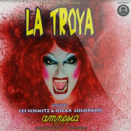 Front View : Various Artists - LA TROYA IBIZA 2014 (CD) - Dj Center Records / 370057830840