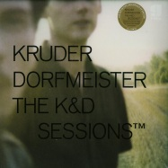 Front View : Kruder & Dorfmeister - THE K&D SESSIONS TM (5X12 LP + MP3) - !K7 Records / K7073 (109491)