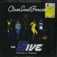 FAB FIVE (TRANSLUCENT 2X12 LP + MP3)